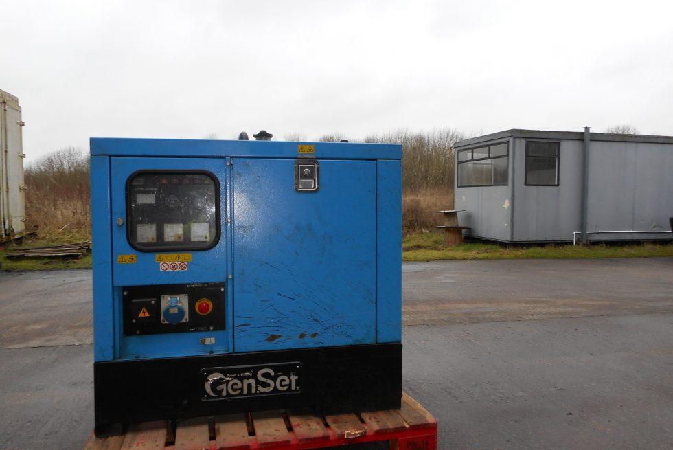 10 kVA Single Phase Used Diesel Generator