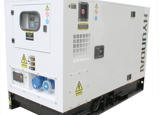 10 kVA Single Phase Diesel Generator