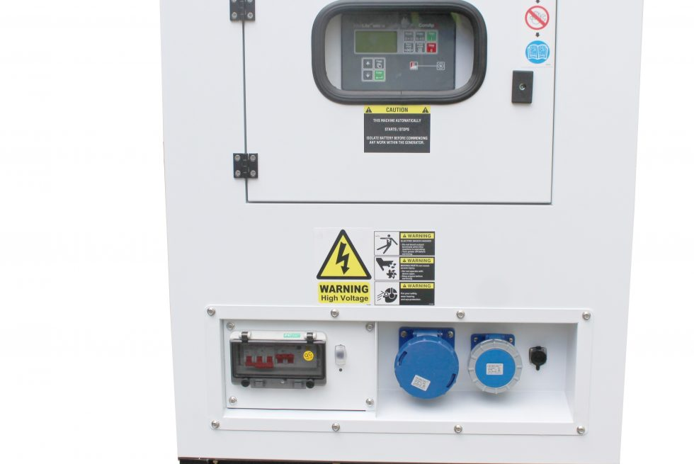 10 kVA Single Phase Diesel Generator