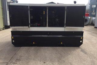 60 kVA Iveco Used Silent Diesel Generator