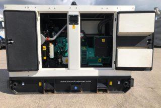 60 kVA Stage 3A Diesel Generator