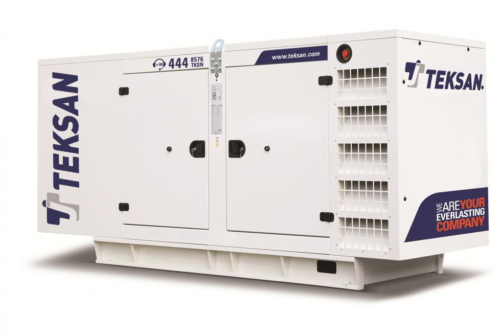 120 kVA New Diesel Generator