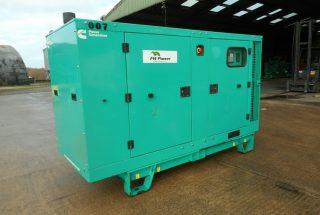 50 kVA Cummins Silent Diesel Generator