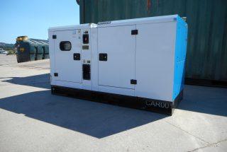 30 kVA  Hyundai Silent Diesel Generator
