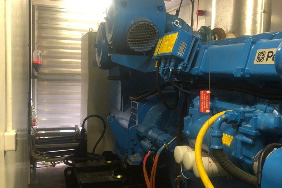1000 kVA Used Diesel Generator