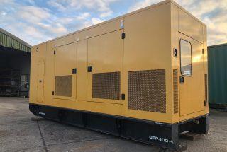 400 kVA Used Diesel Generator