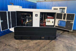 160 kVA Used Diesel Generator