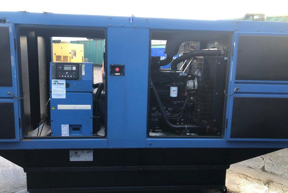 165 kVA Used Diesel Generator