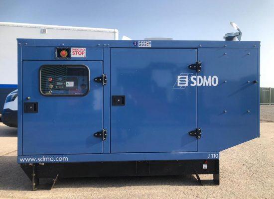 110 kVA John Deere Diesel Generator