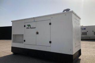 115 kVA Used Diesel Generator