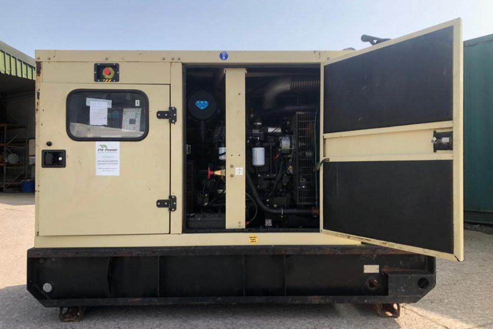 100 kVA Used Diesel Generator