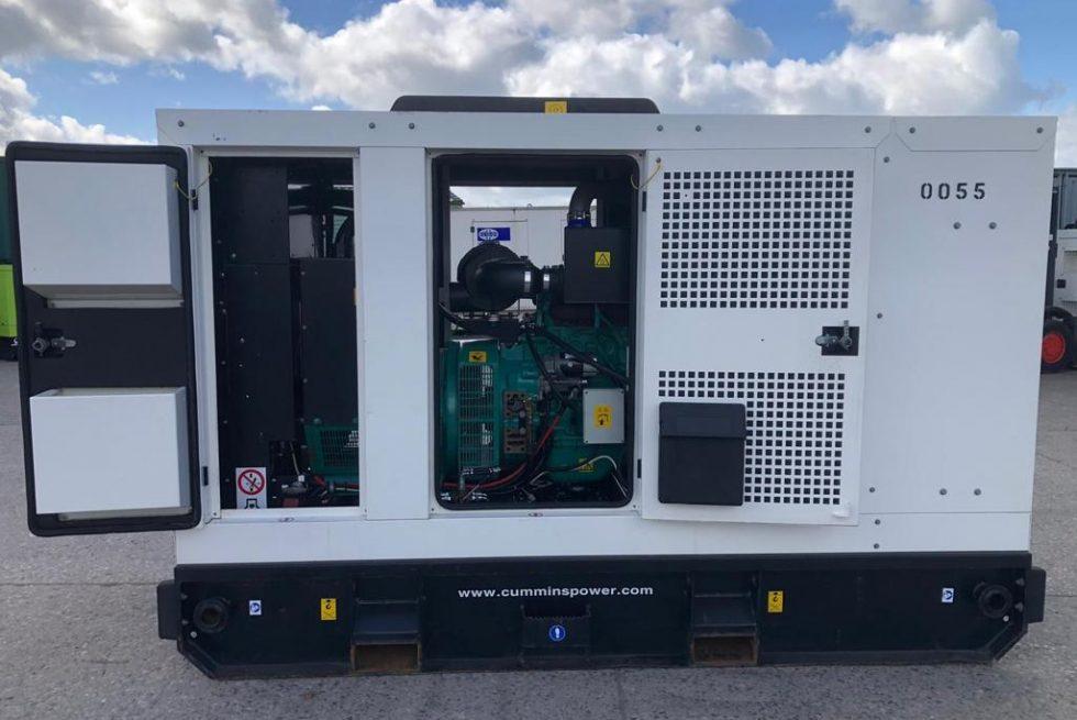 100 kVA Stage 3A Diesel Generator