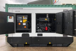 60 kVA Stage 3A Iveco Diesel Generator