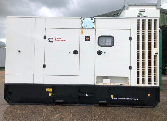 150 kVA Stage 3A Diesel Generator