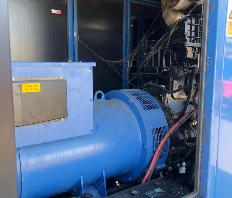 300 kVA Used Diesel Generator